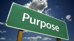 third commandment of success establish purpose