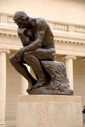 the-thinker-of-weight-loss