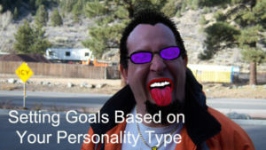 setting goals based on your personality type