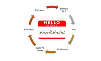 Workaholic? how to get out