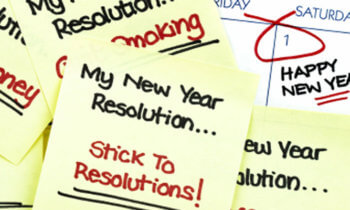 Make Goals Not Resolutions: 6 simple ideas